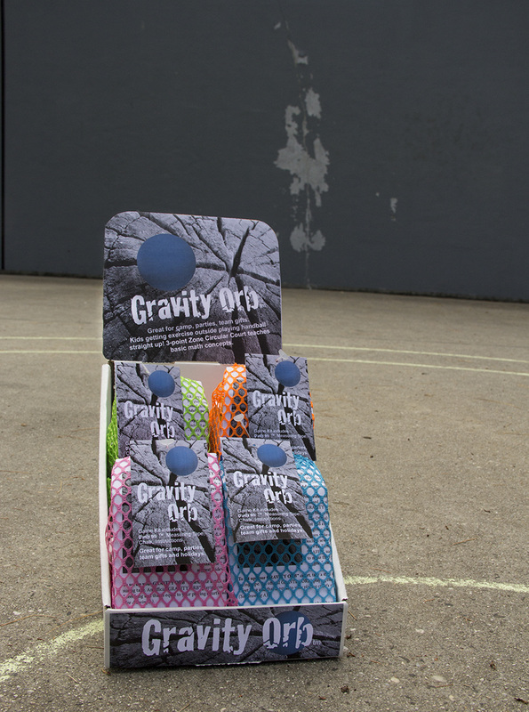 Handball, gravity orb, gravity ball, handball court, blacktop, ball, spalding, spalding ball, handball wall